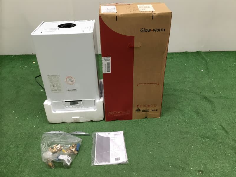 GLOWWORM Ultracom 2 30cxi HE Cond Combi Boiler on Auction Now at BPI