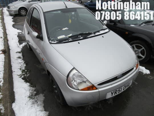 Location Nottingham  Ford Ka Collection  Door Hatchback On Auction Now At John Pye Auctions