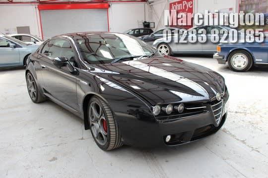 Location Marchington 2009 Alfa Romeo Brera S V6 Coupe On Auction