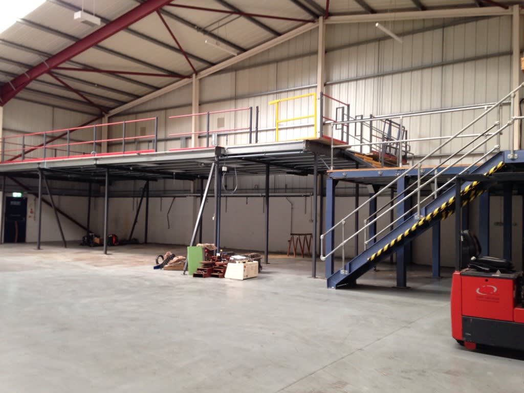 What is a mezzanine? The interpretation of the word 36