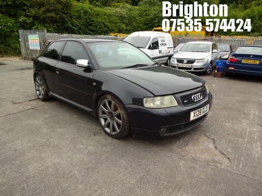 Location Brighton 2000 Audi S3 Quattro 3 Door Hatchback On