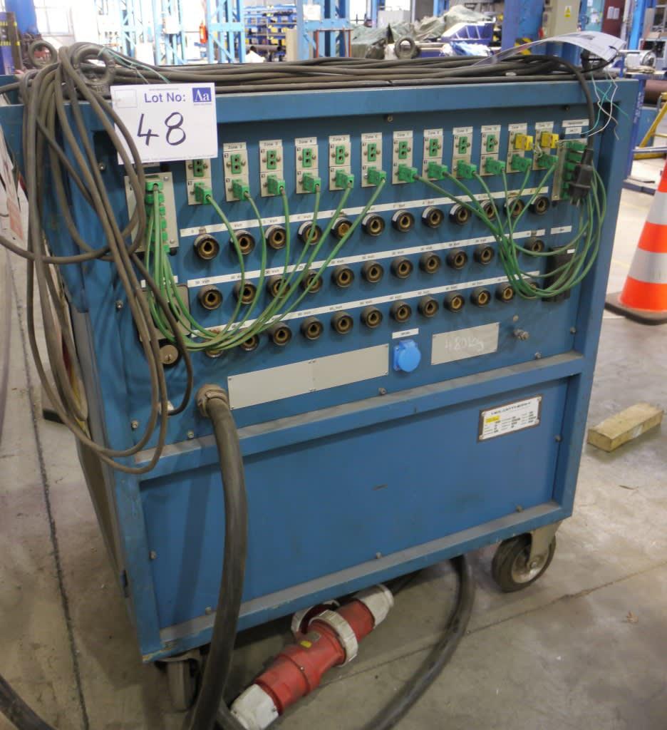 Weldotherm Portable Heat Treatment Unit  Type VAS 82-12