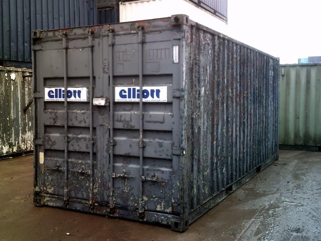 Elliott Hire (Heathrow) Site Accommodation - Online asset