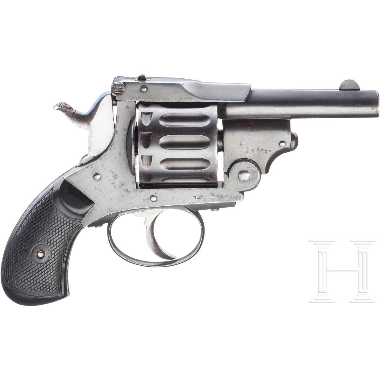 """Revolver Henrion, Dassy & Heuschen Liège, """"Puppy"""""""