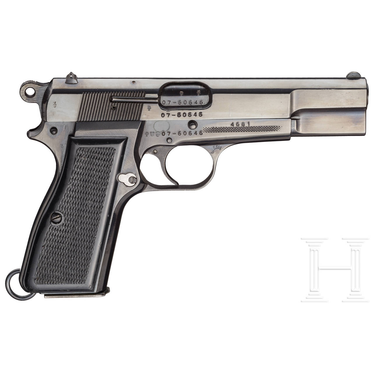 FN Browning, D.G.F.M.