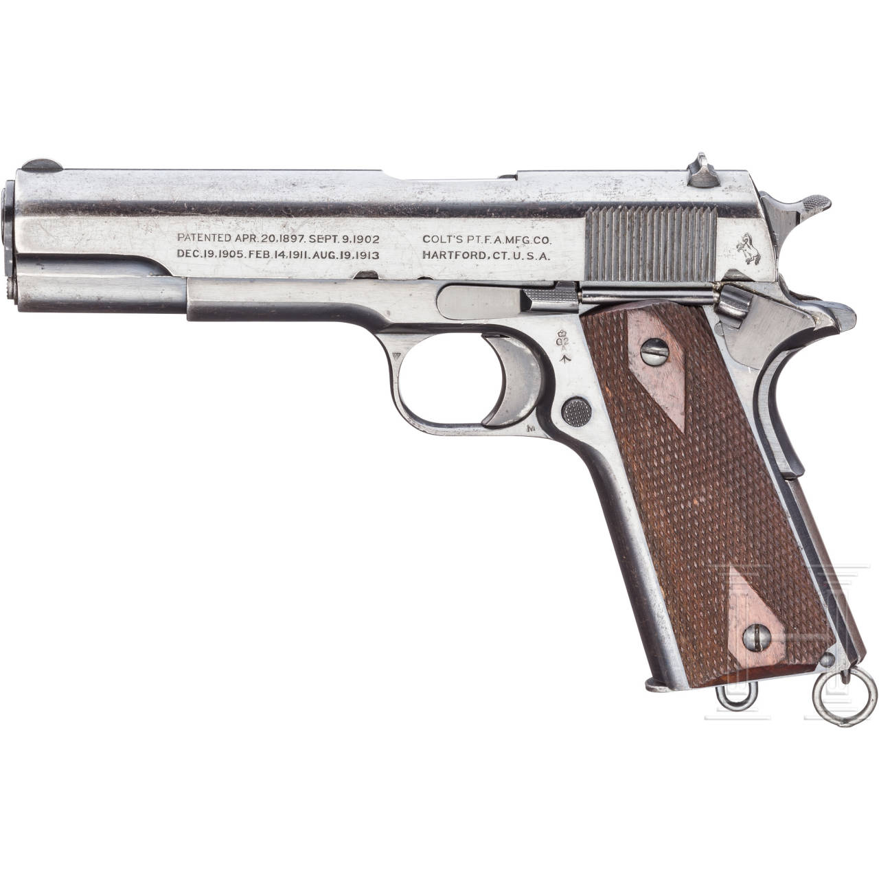 Colt Mod. 1911 Government Model, British Contract, Luftwaffe