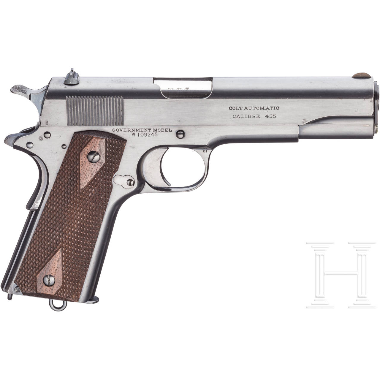 Colt Mod. 1911 Government Model, British Contract
