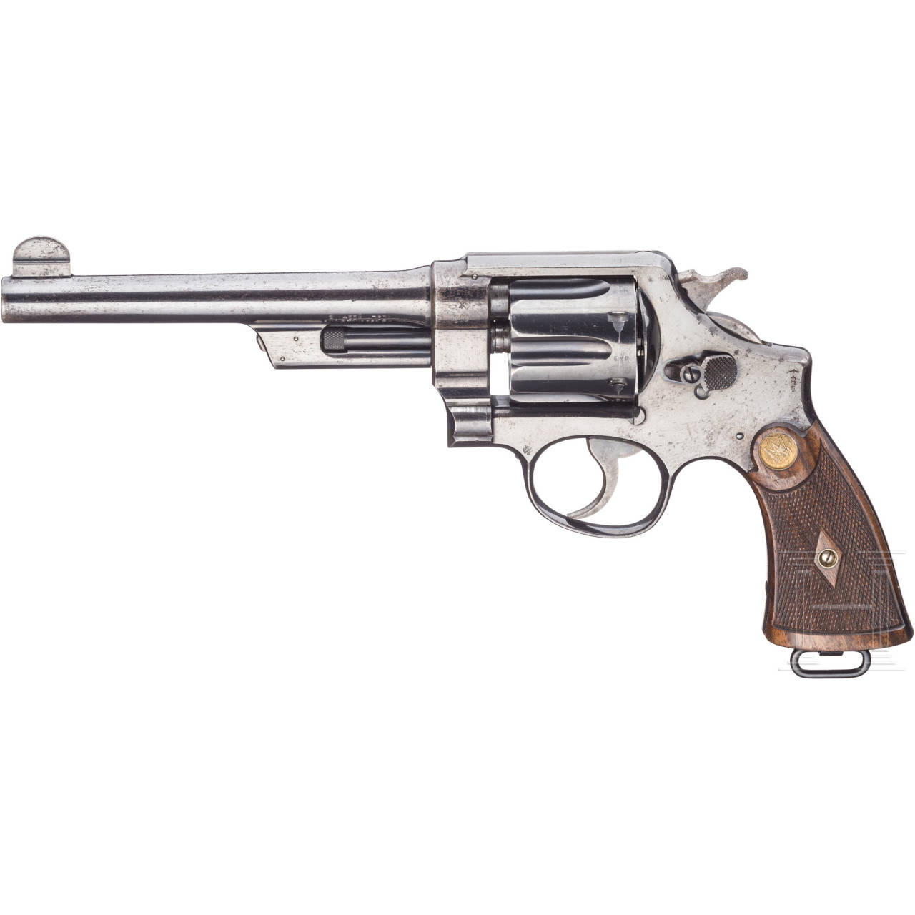 Smith & Wesson .455 Mark II Hand Ejector 1st Model