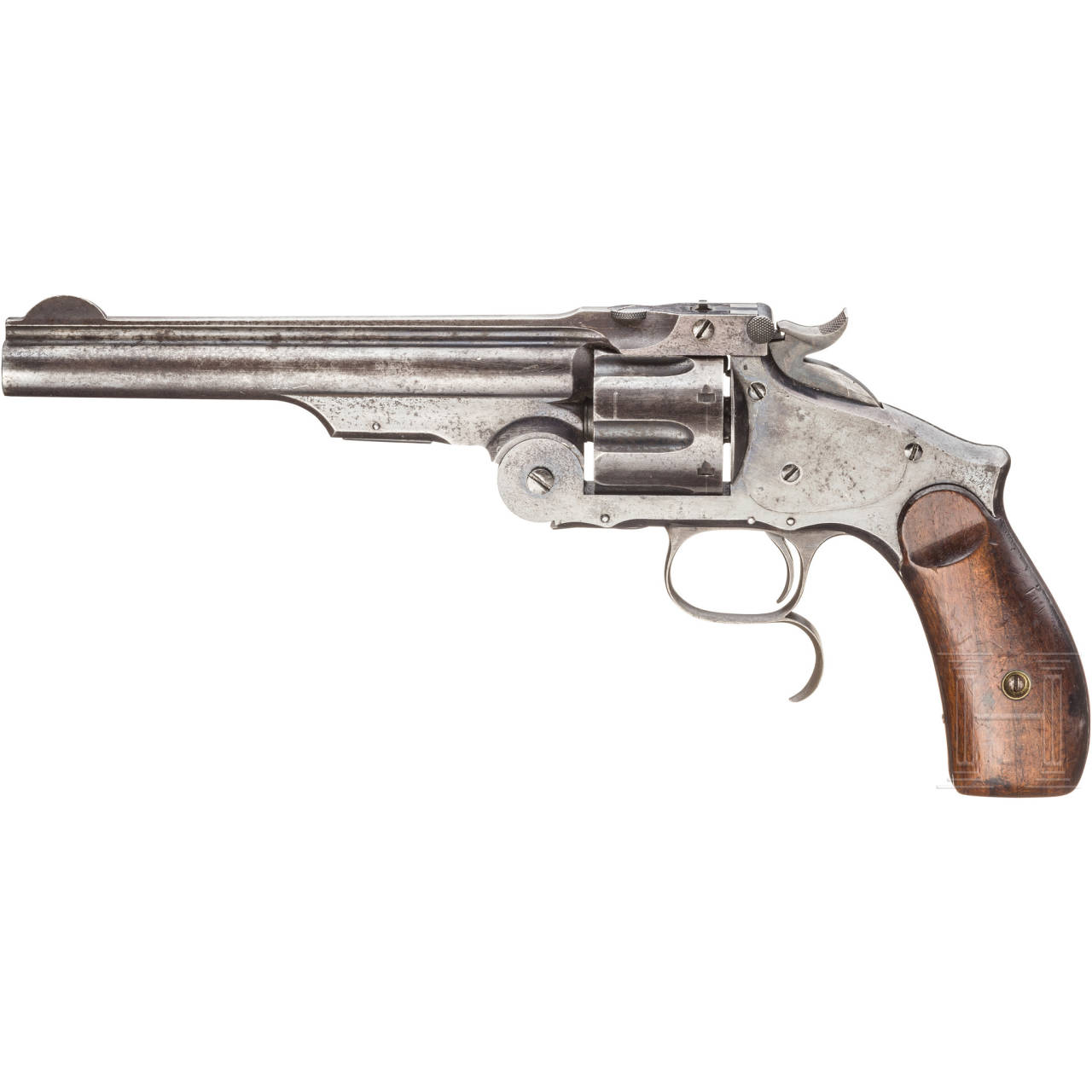 Smith & Wesson 3rd Model Russian (Mod. 1874)