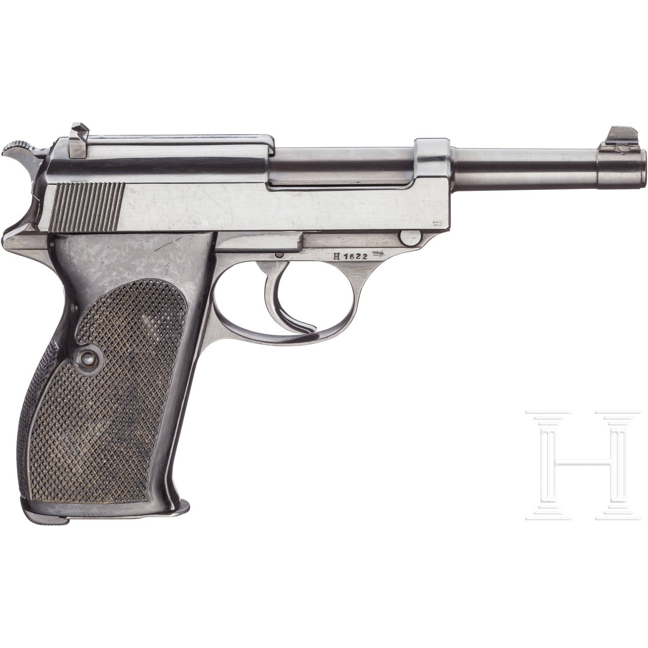 """Walther Mod. HP, """"m/39"""""""
