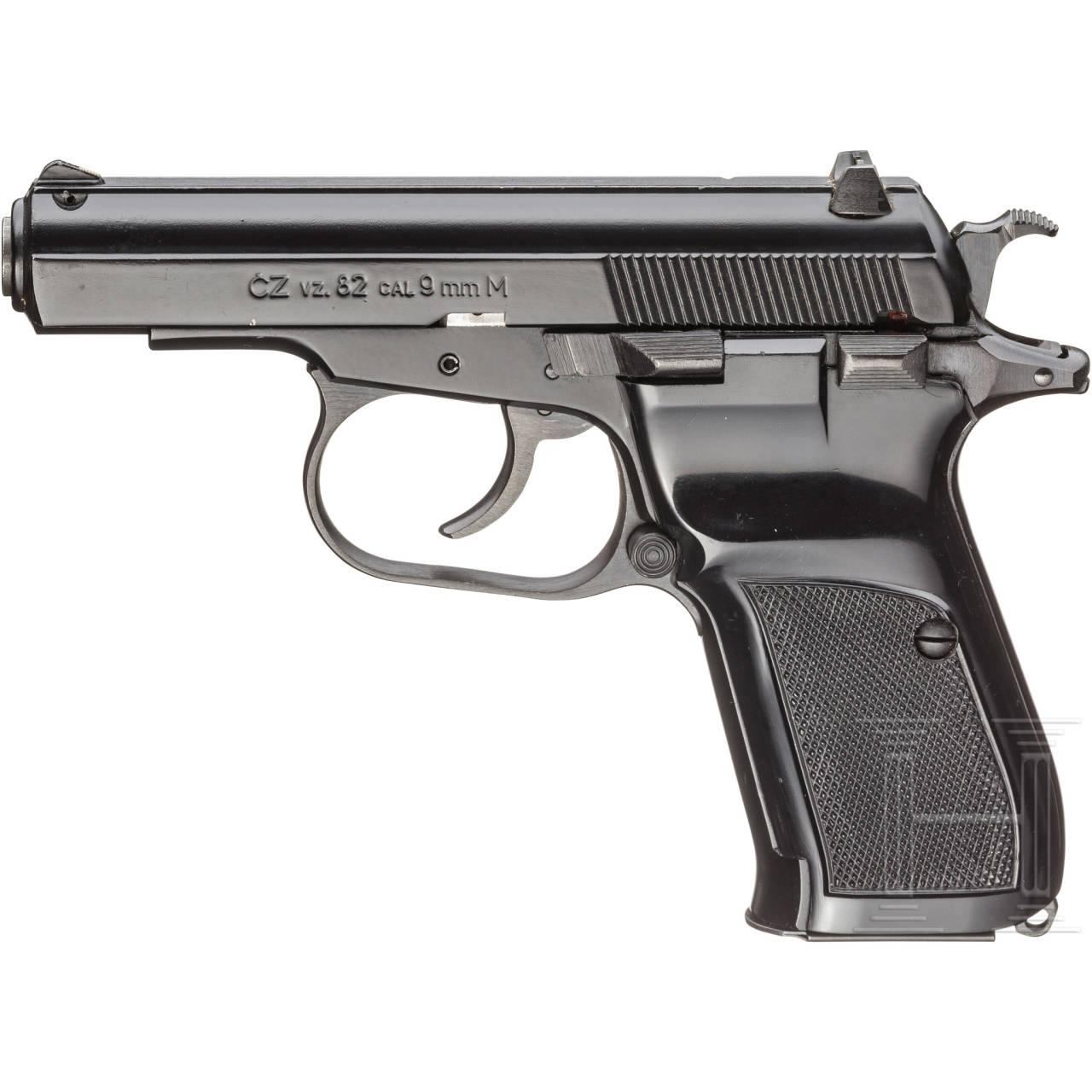 CZ Mod. 82, Ordonnanz Militär und Polizei