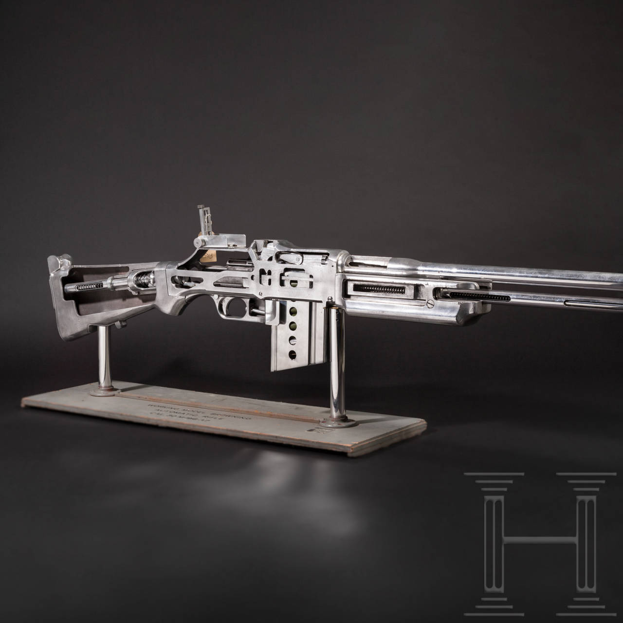 Browning Automatic Rifle M 1918 A 2 Demonstrationsmodell