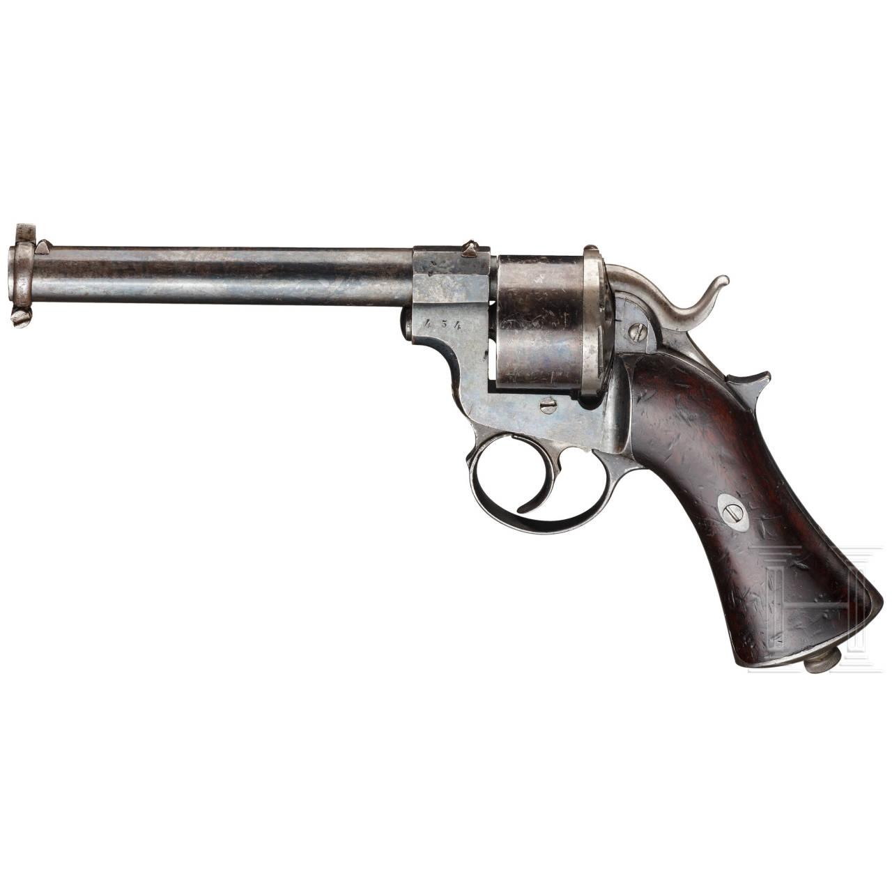 Revolver Raphael, US-Bürgerkrieg