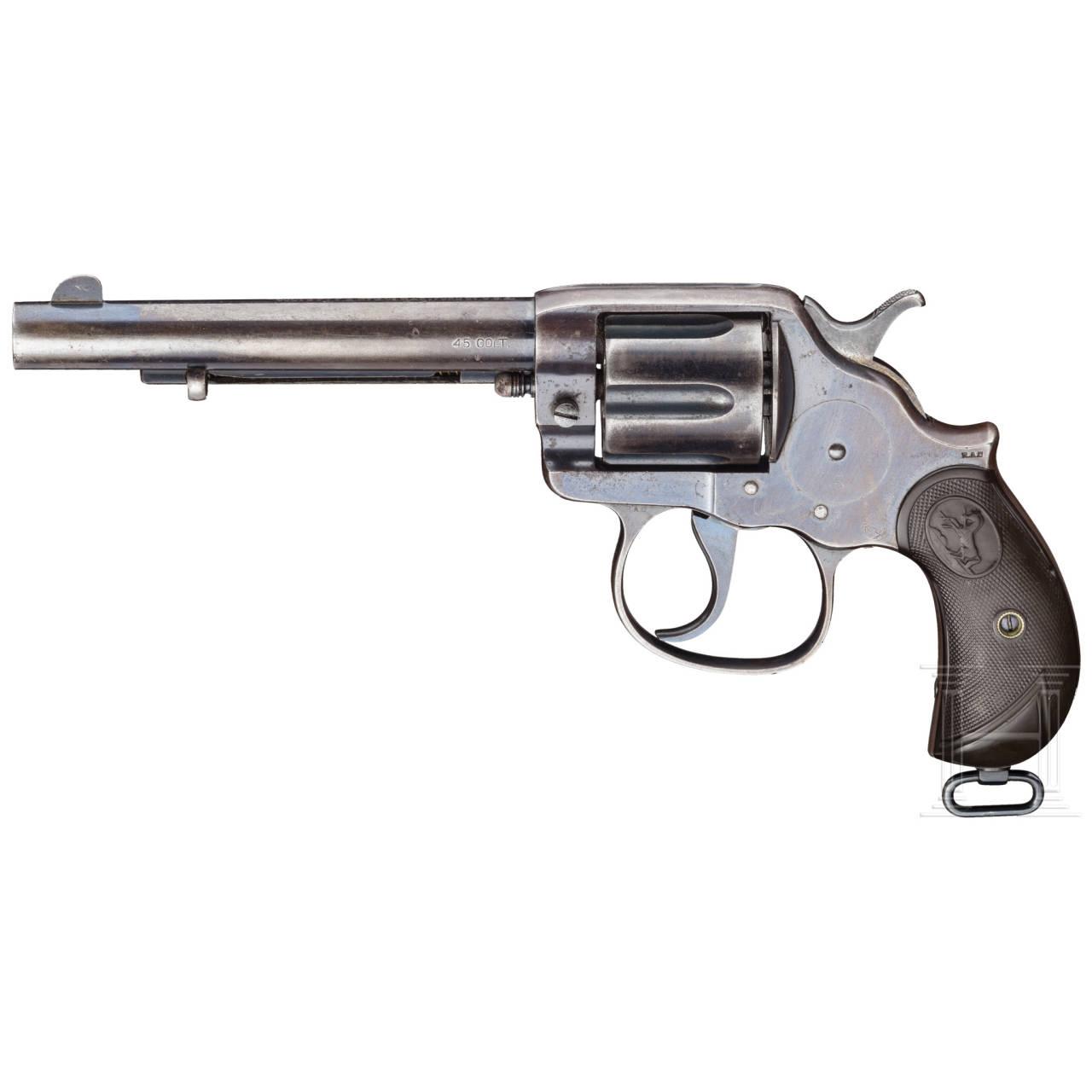 "Colt Mod. 1878 DA Frontier ""Alascan"" oder ""Philippine"""