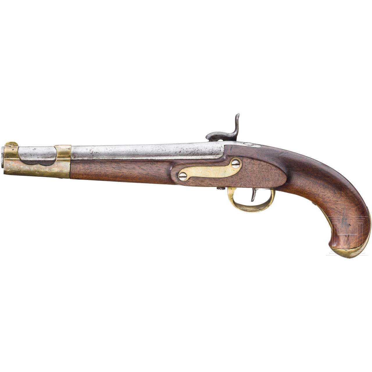 Gendarmeriepistole, ähnlich M 1827