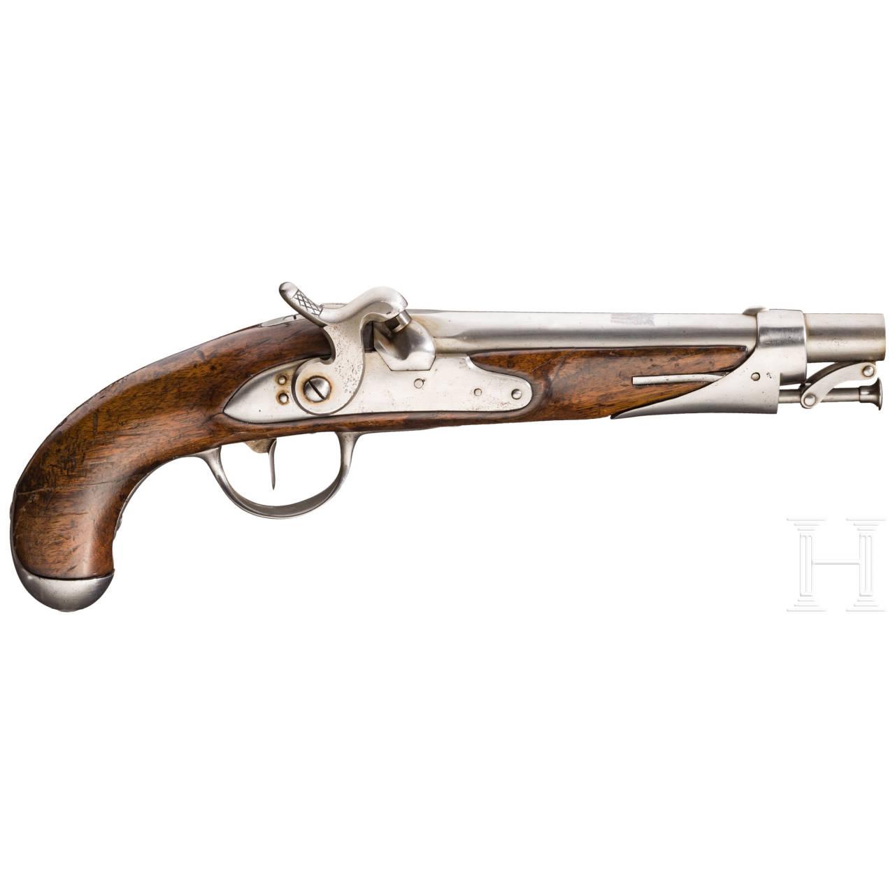 Scharnierpistole M 1816/43