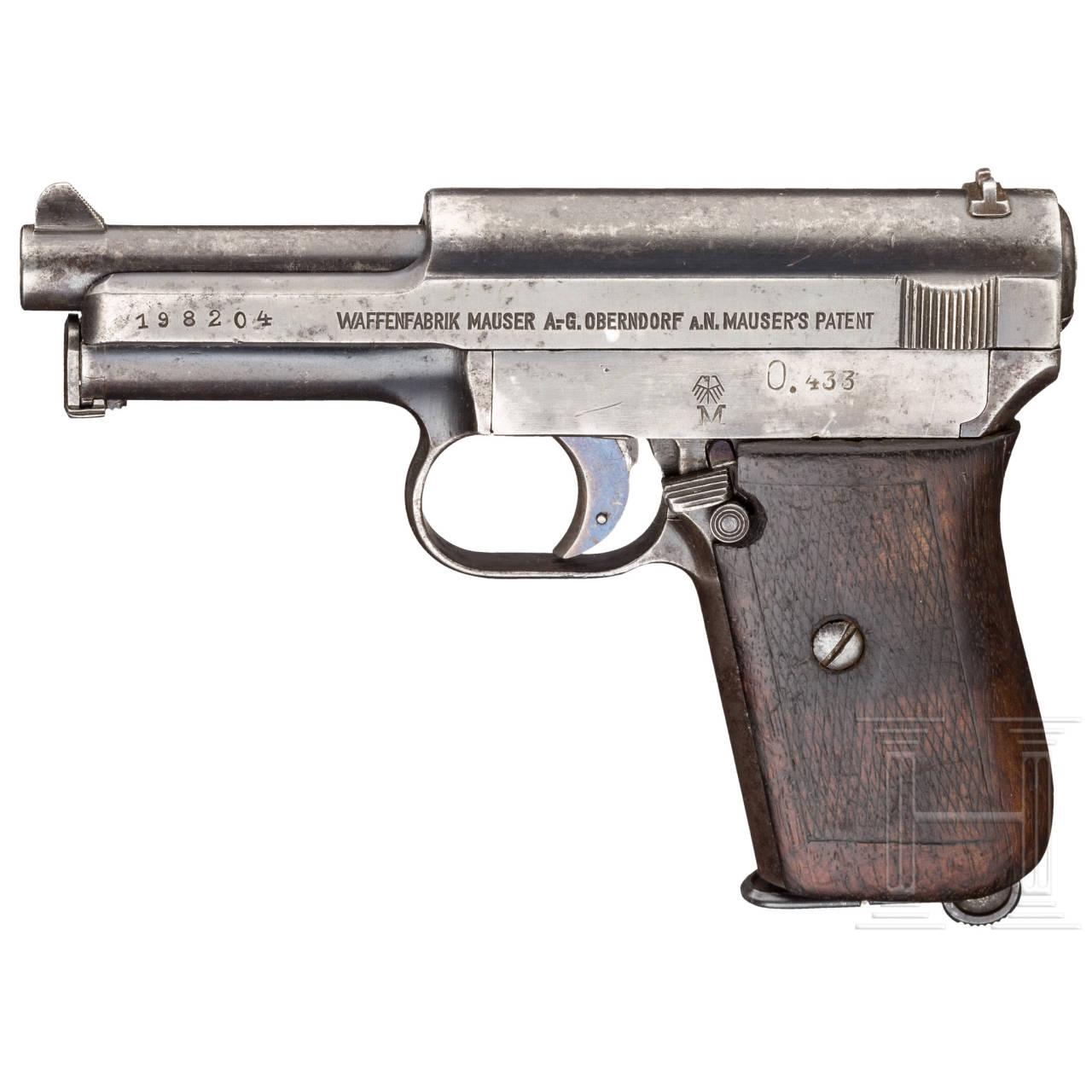 Mauser Mod. 14/34, Weimar, Marine