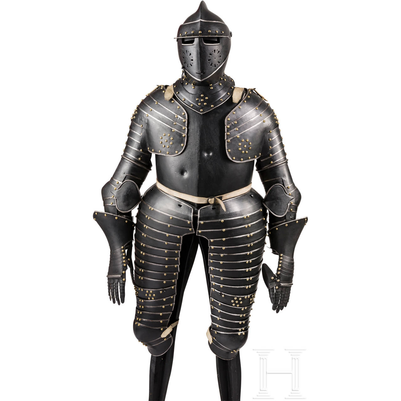 A German cuirassier's armour for an officer, circa 1620/30