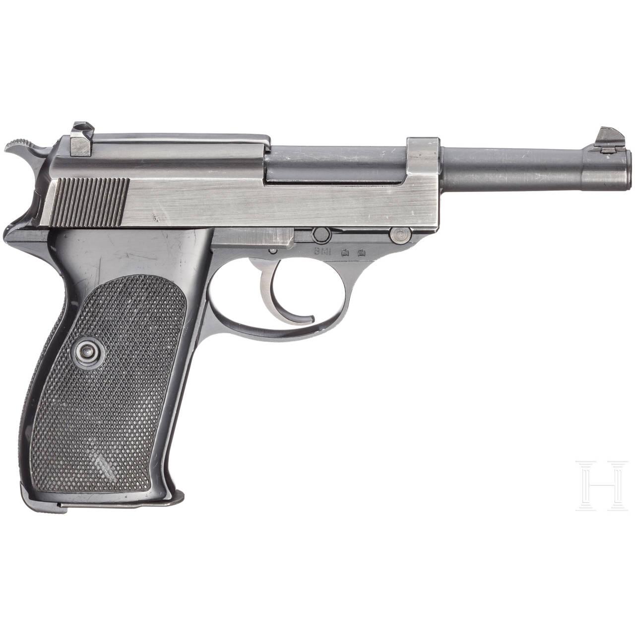 Walther P 38, mit Tasche, BMI