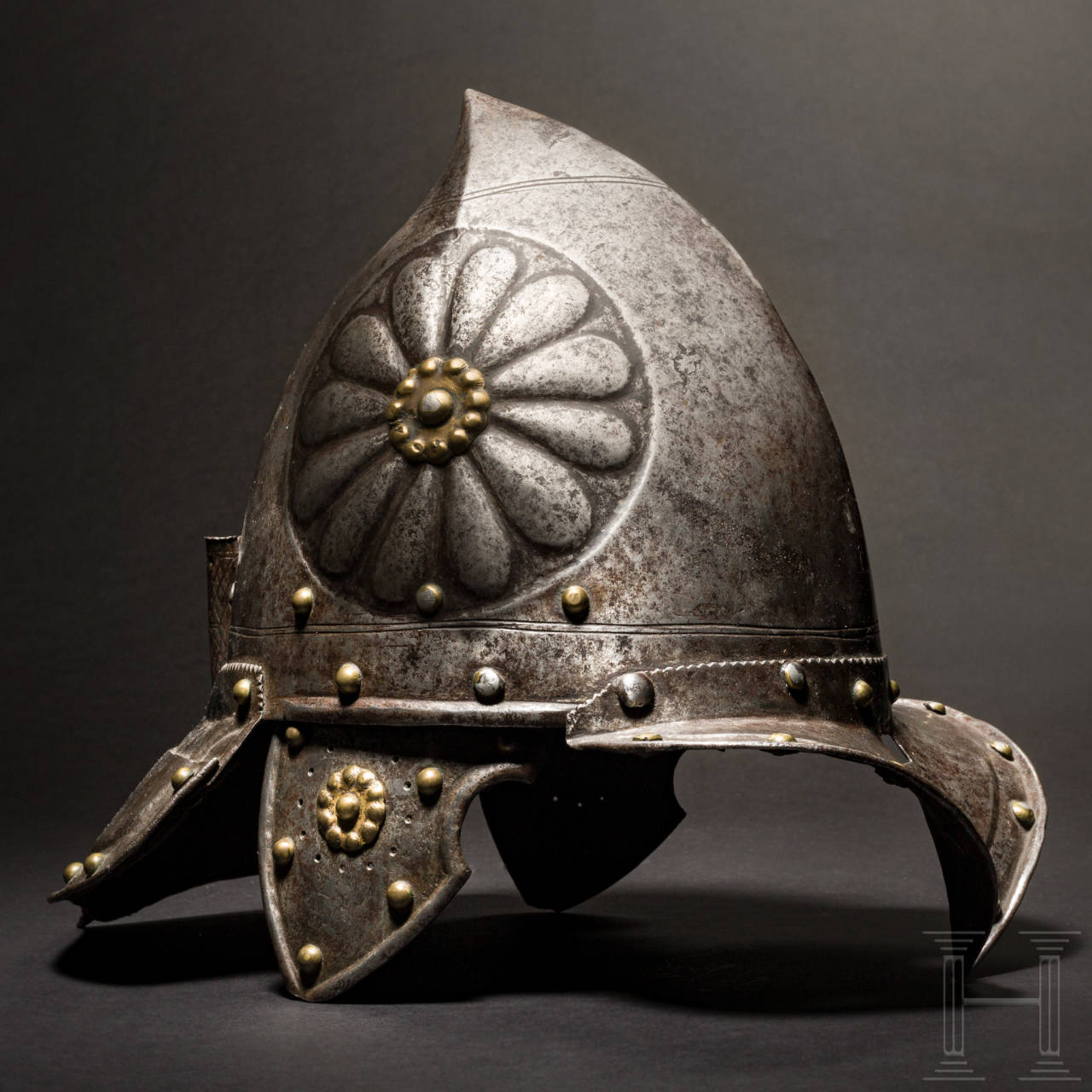 Sturmhaube, Frankreich/Italien, um 1600