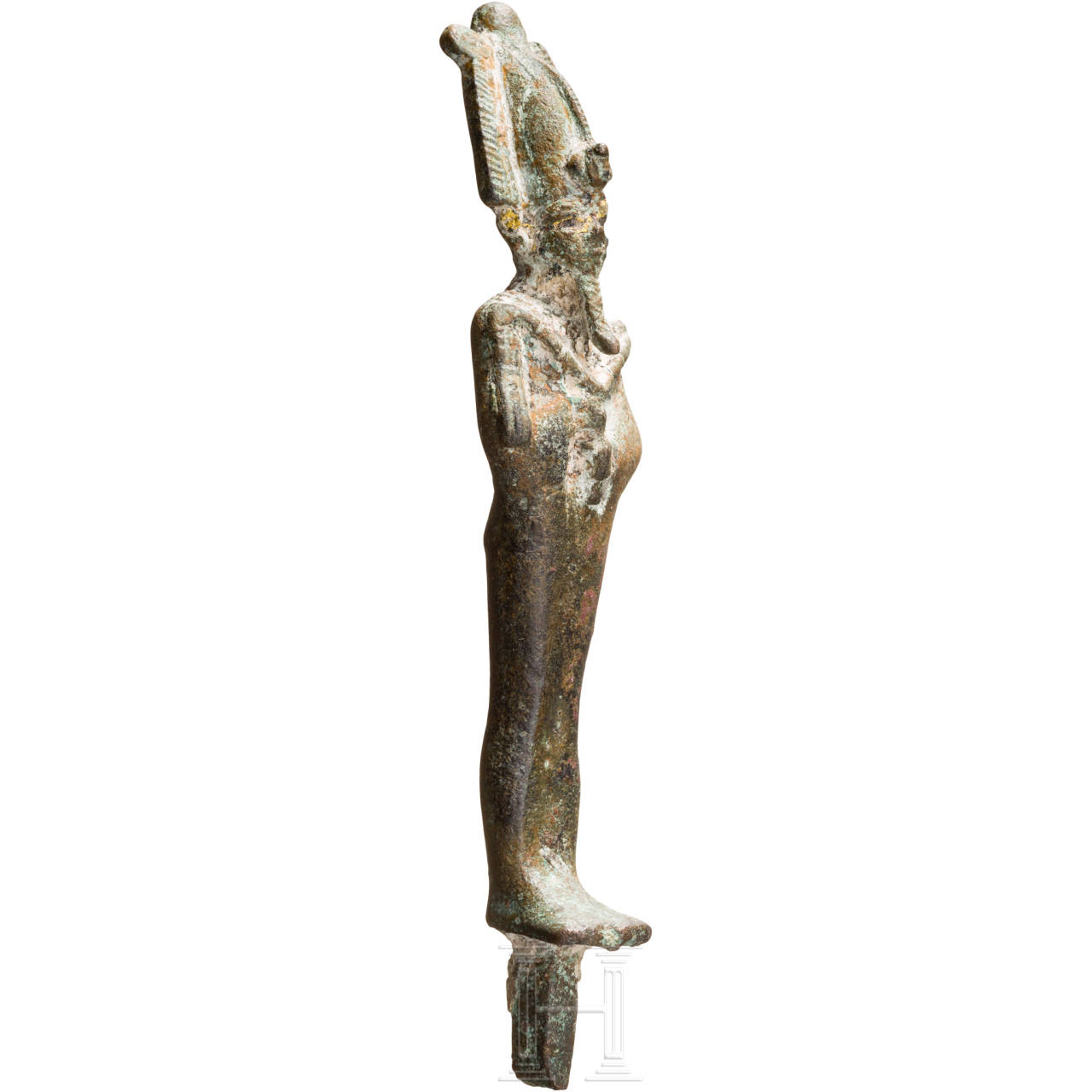 Osiris-Miniaturstele, Ägypten, 2. - 1. Jtsd. v. Chr.