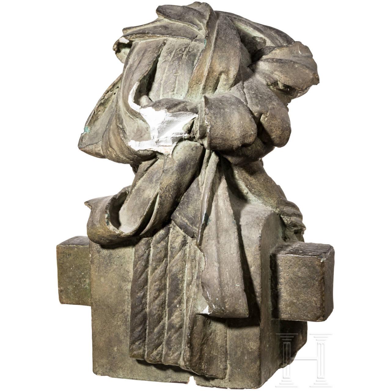 Abguss einer griechischen Dionysos-Herme