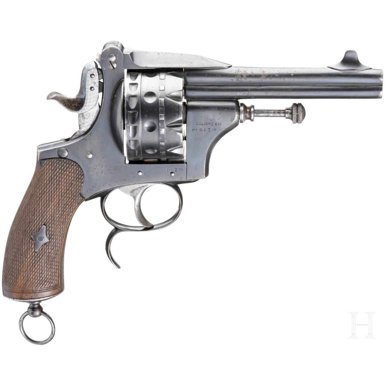 H. D. H.- Revolver