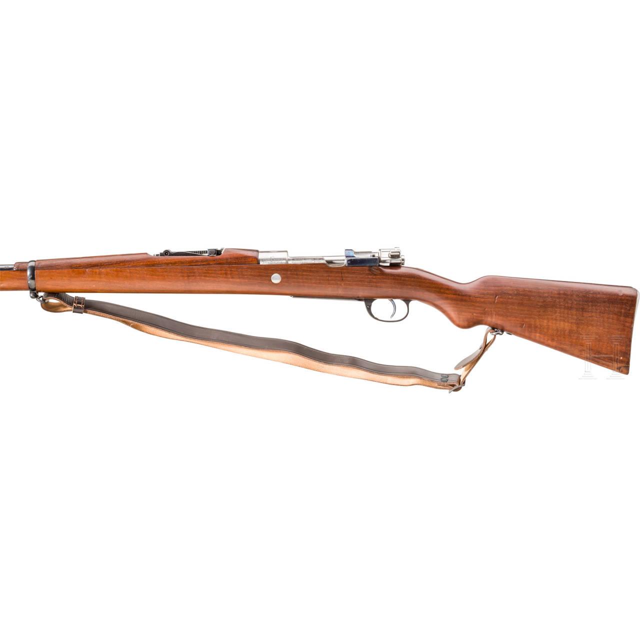 Gewehr Mod 1909, DWM
