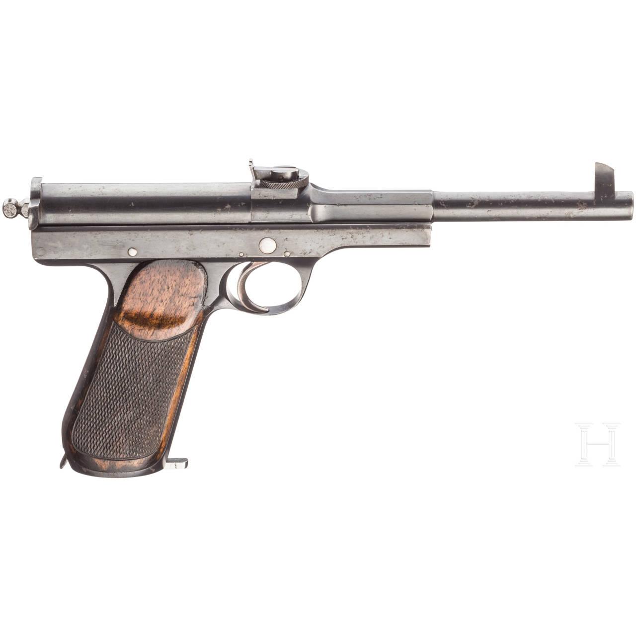 A Schwarzlose, standard model