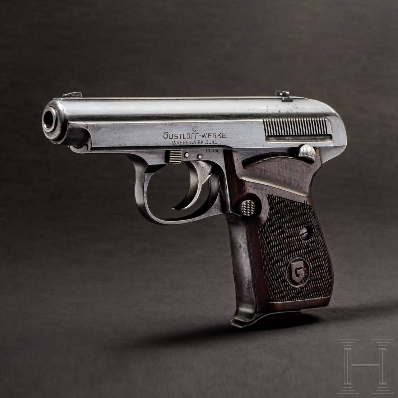 A Gustloff pistol
