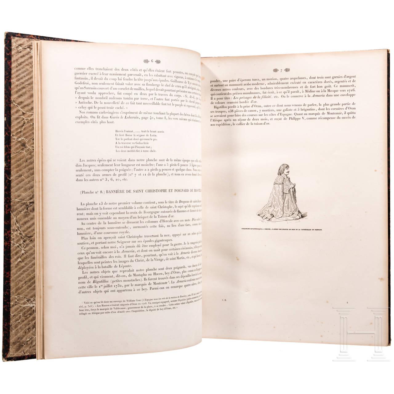 Tele Au Pied Du Lit lot 3253 | literature and graphic | online catalogue | a80aw