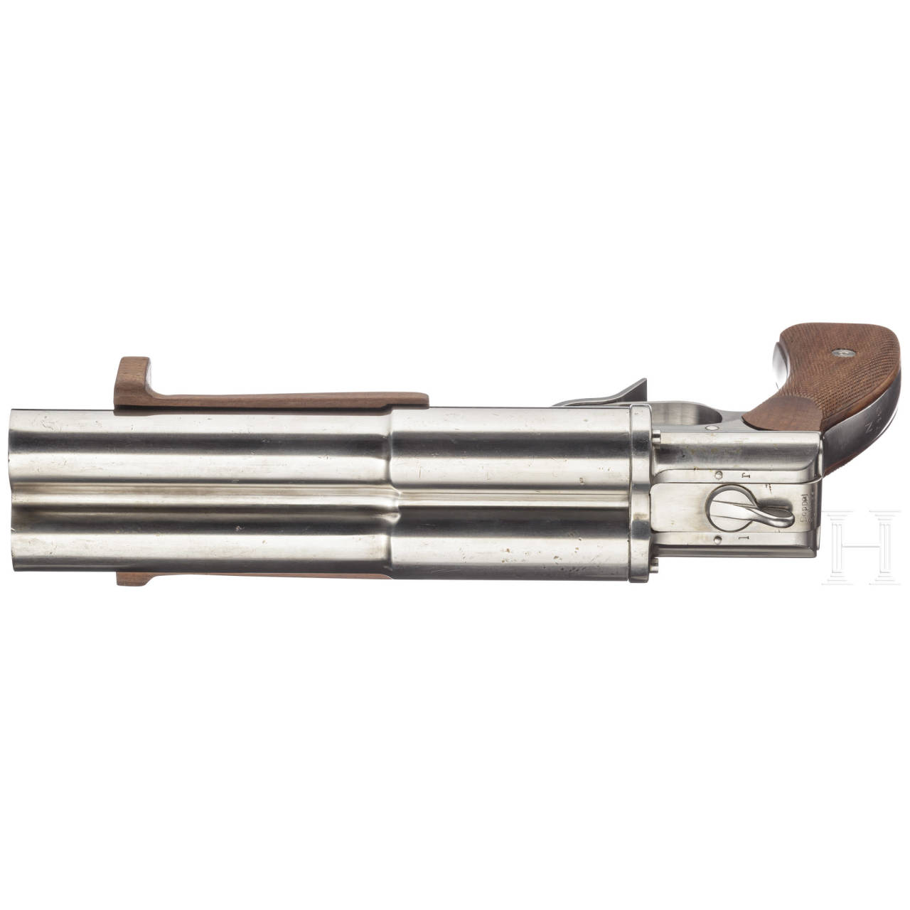 A Walther SLd flare gun