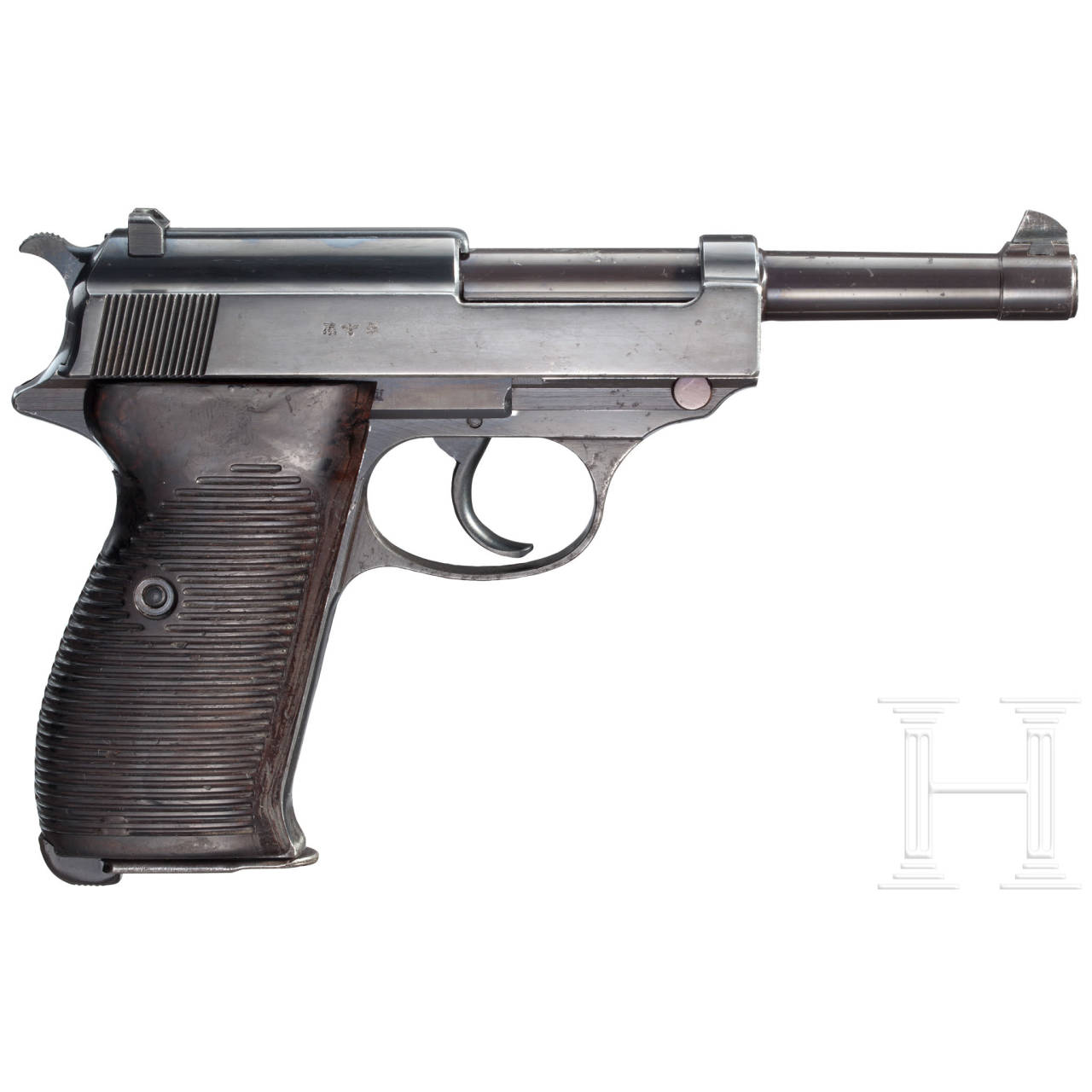 """A Walther P 38,""""480"""" coded"""