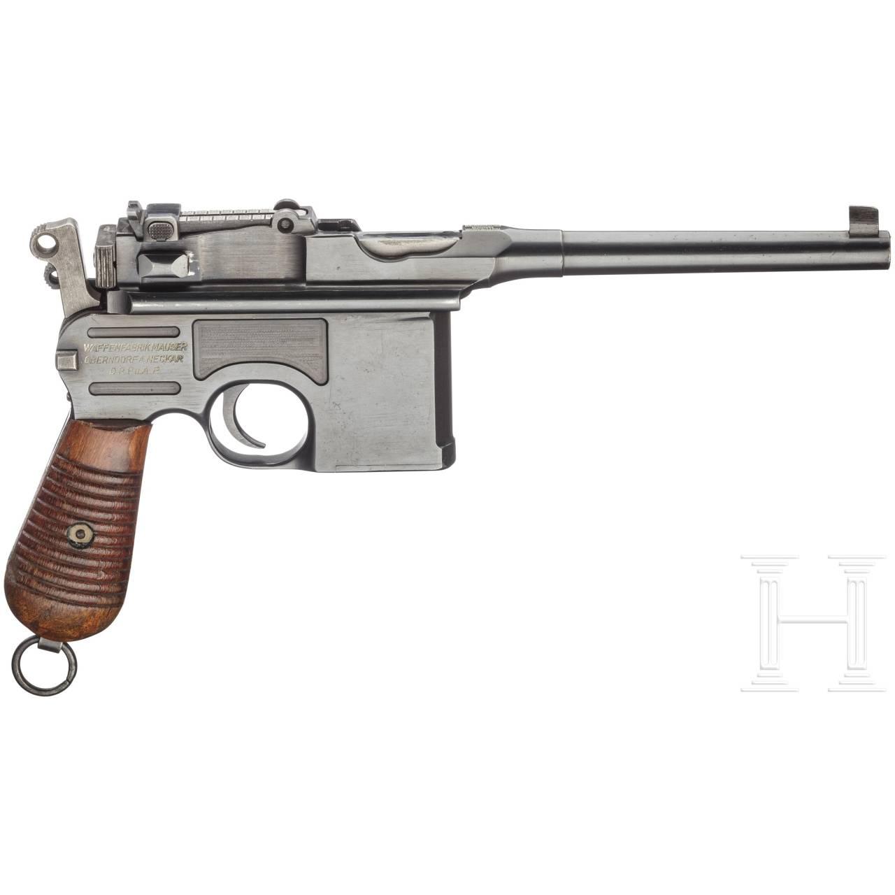 Mauser C 96, Mod. 1930