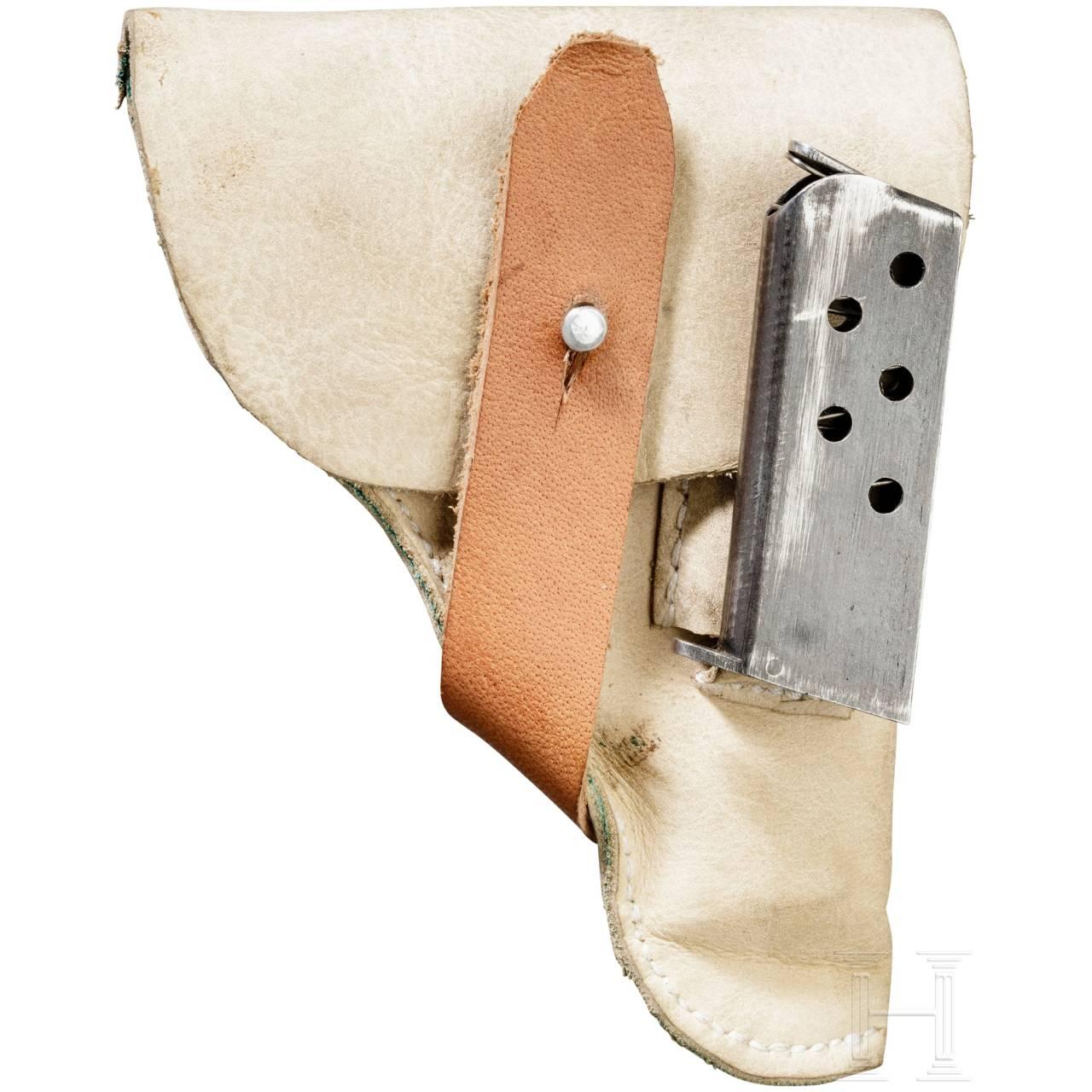 Haenel-Schmeisser Mod. 1, mit Tasche