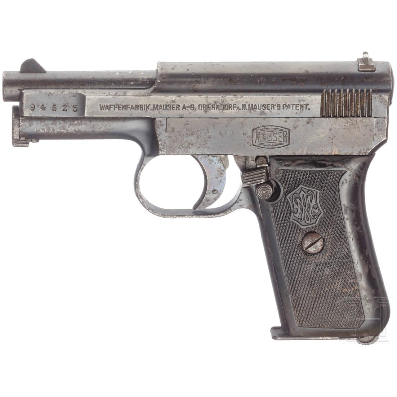 Mauser Mod. 1910