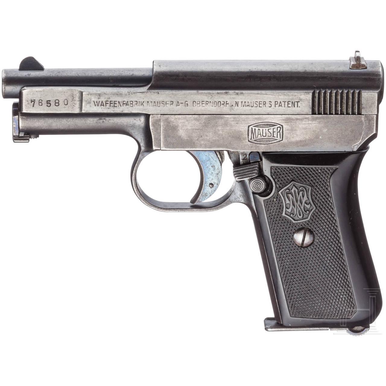 Mauser Mod. 1910/14