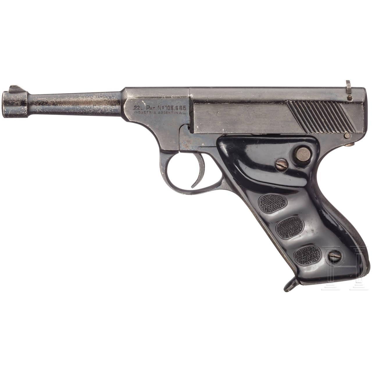 Argentinien - Pistole Günther