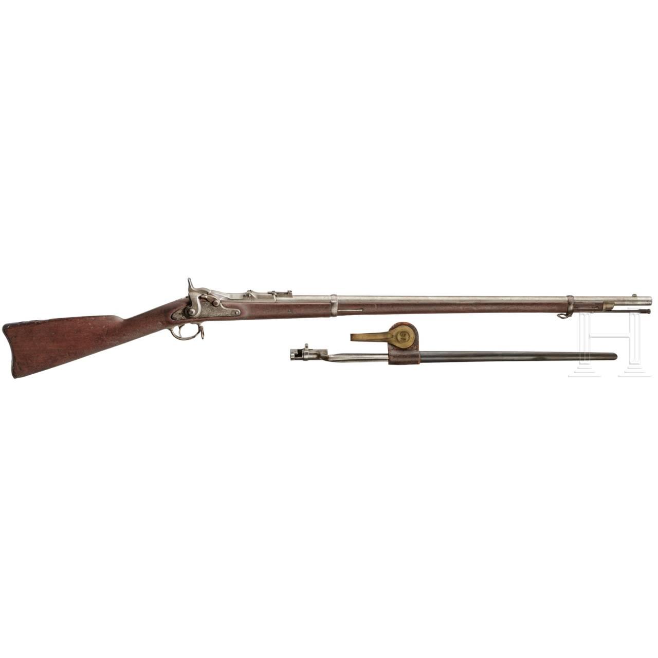 Springfield M 1870 U.S. Trapdoor Rifle