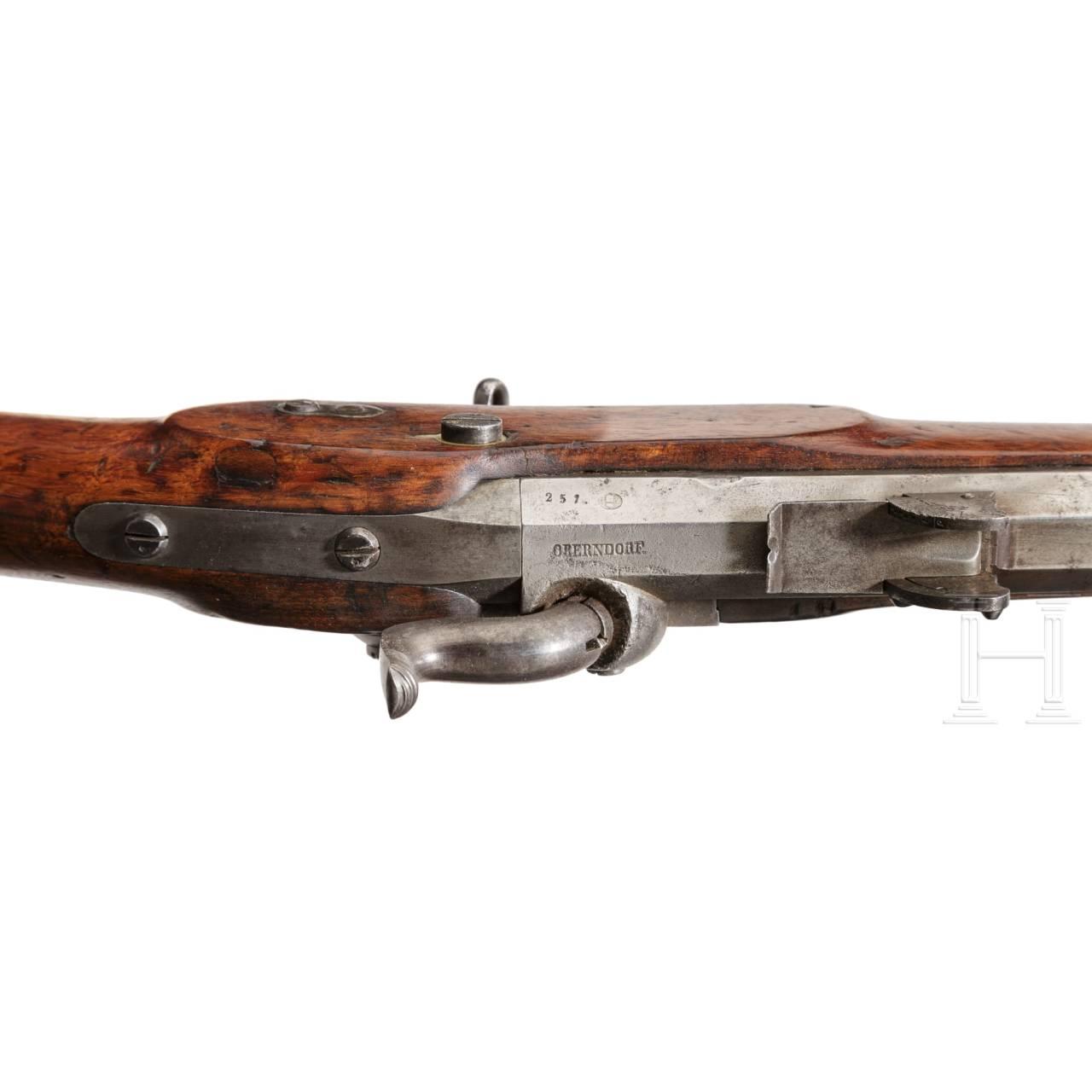 Scharfschützenbüchse M 1845/55