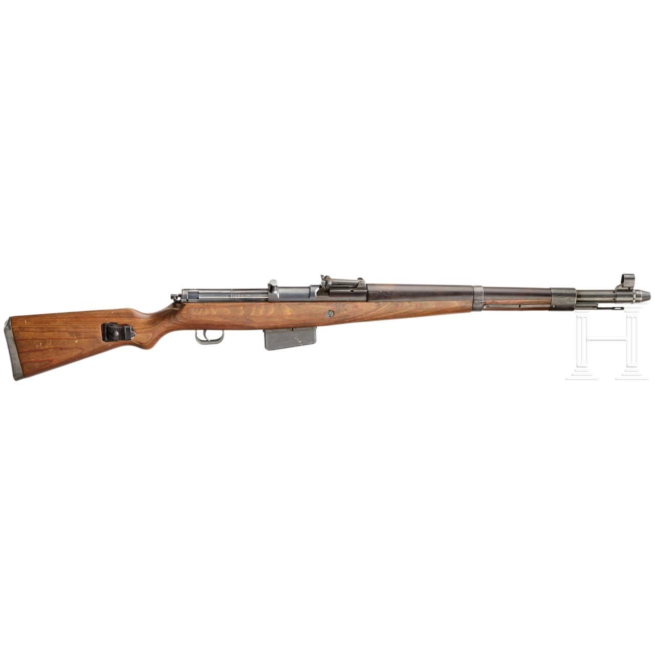 """Selbstladegewehr G 41(W), Code """"duv - 43"""""""