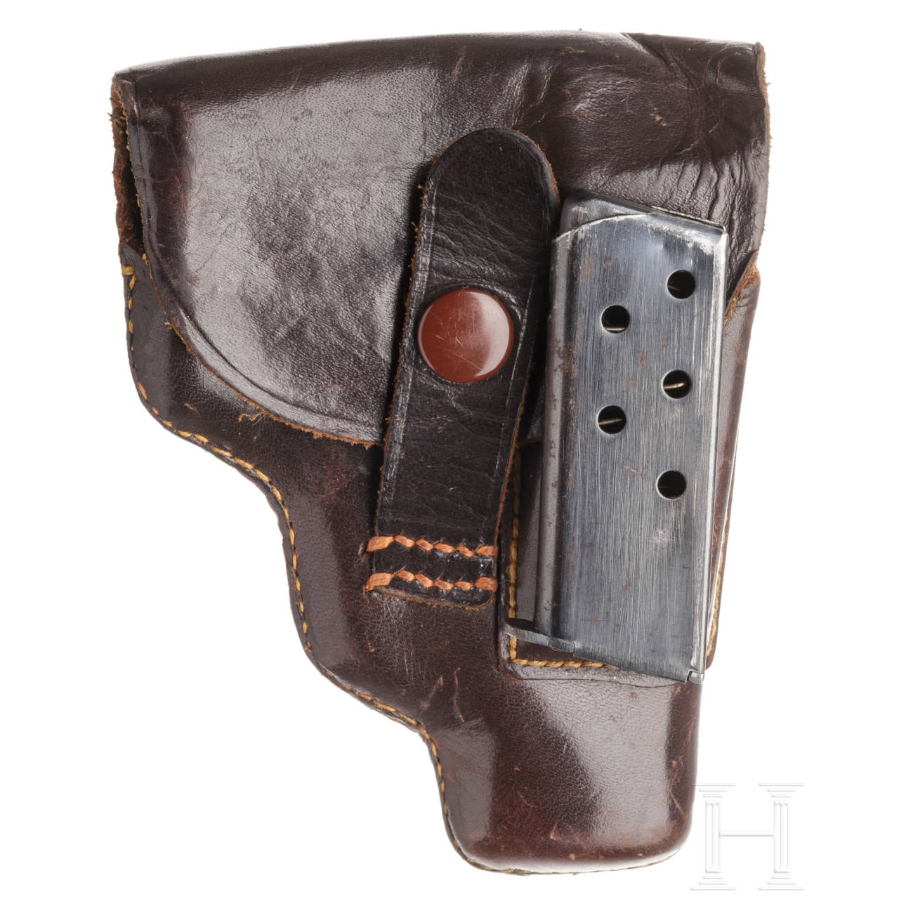 Melior, neues Modell, mit Tasche