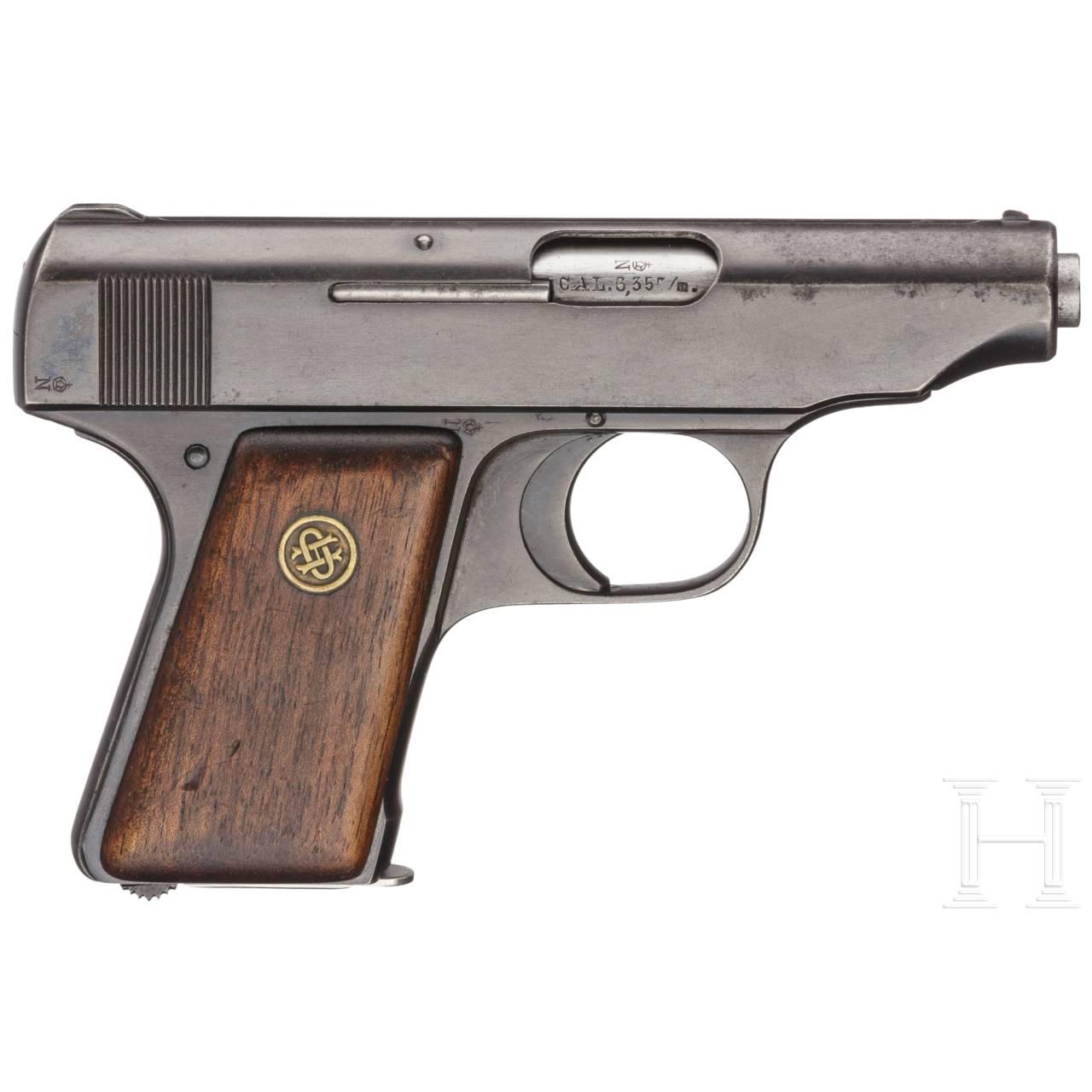 Pistole Ortgies