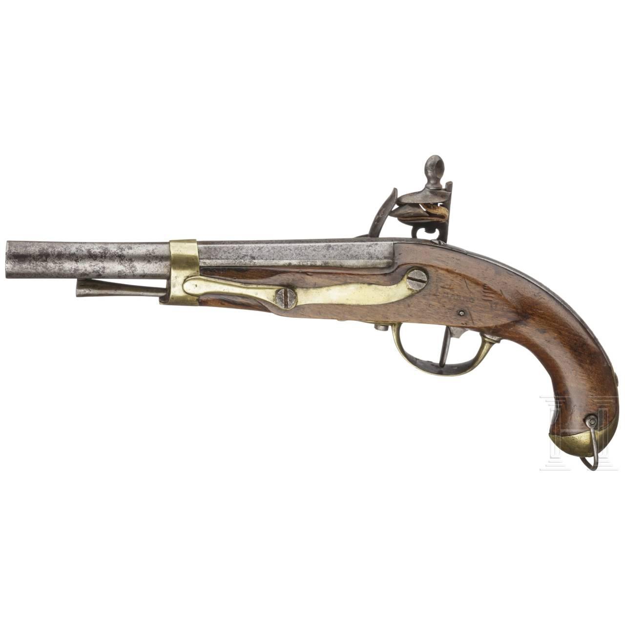 Steinschlosspistole, Eguia Modelo 1815, Kavallerie, Spanien
