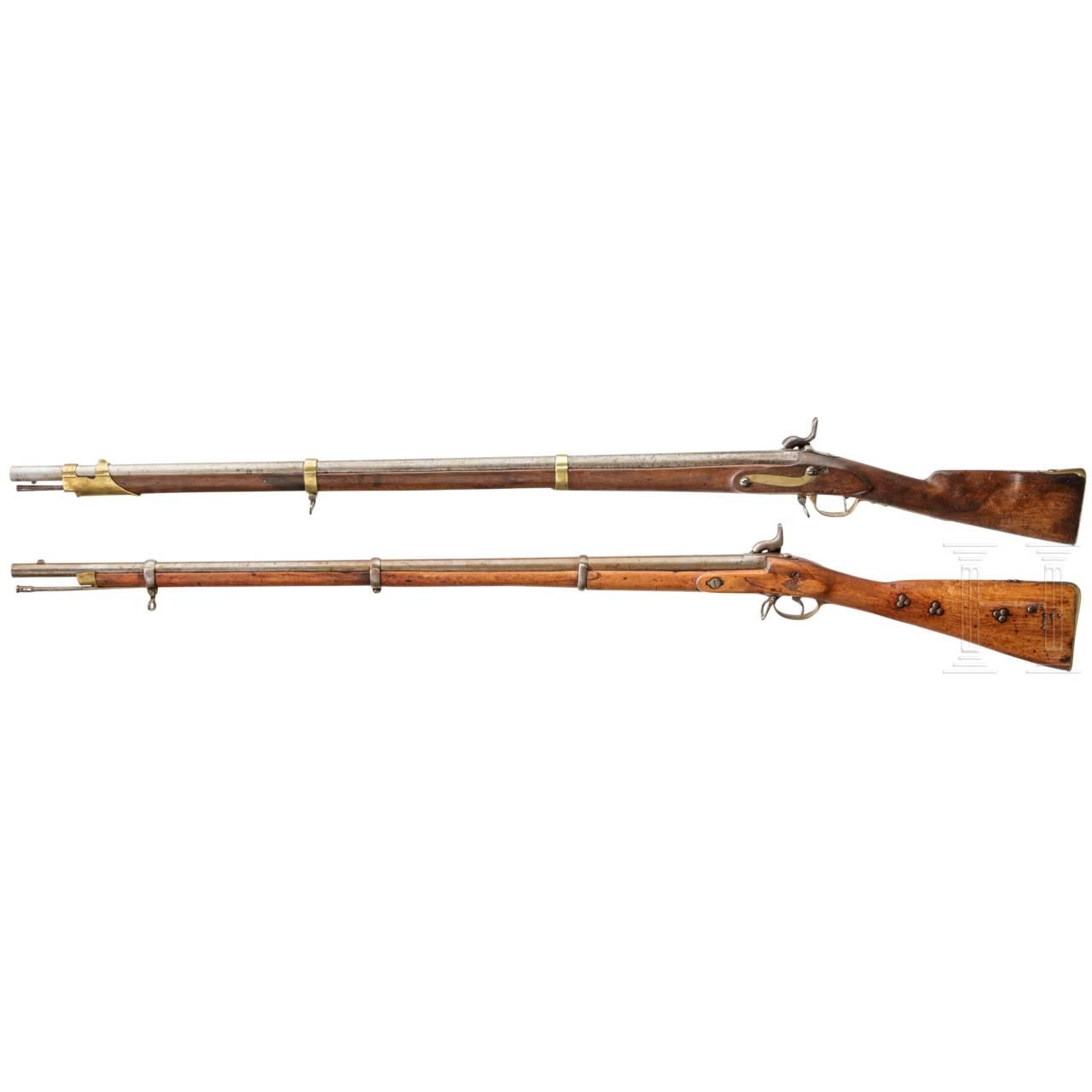 Bayern - Gendarmeriegewehr M 1816/42 U/M