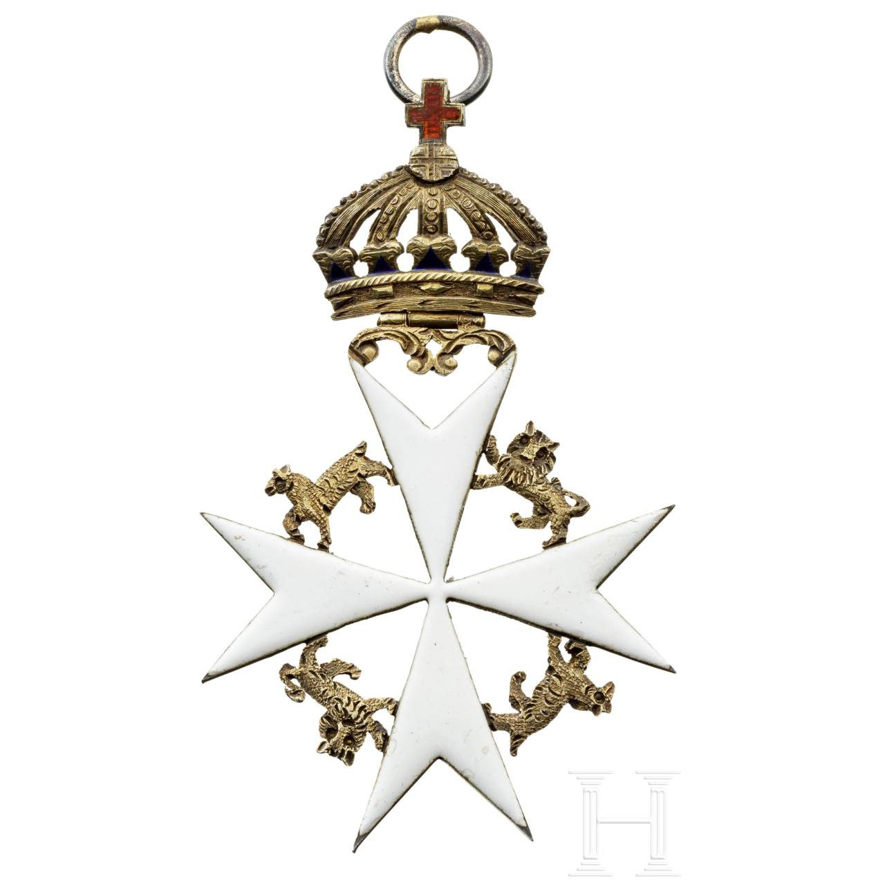 Kreuz des Johanniterordens, Großbritannien