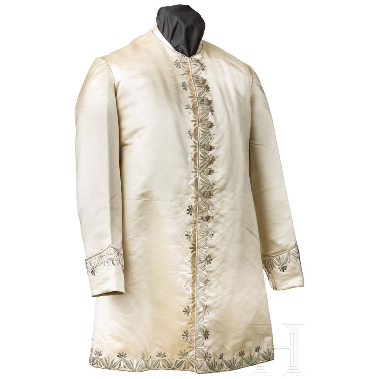 Klemens Wenzeslaus Franz Blasius Freiherr von Thünefeld – A tunic from the vestments of the Order of St. George