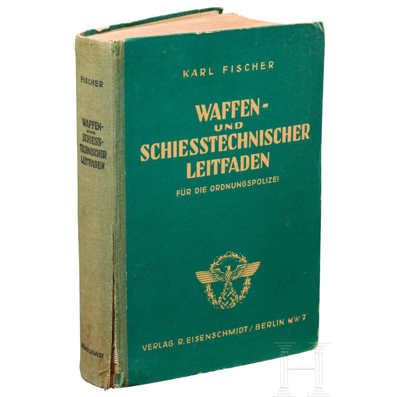 Waffen- und Schießtechnischer Leitfaden für die Ordnungspolizei, Ausgabe 1943