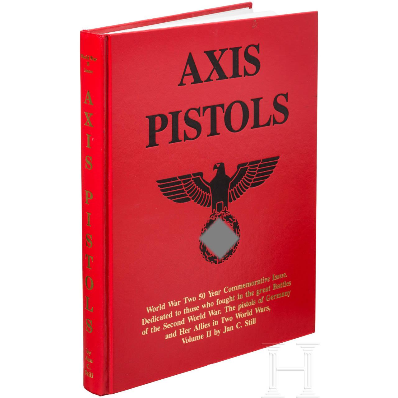 Still, Axis Pistols