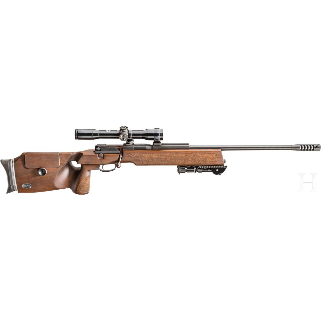 Scharfschützengewehr Mauser SP 66, mit ZF Zeiss